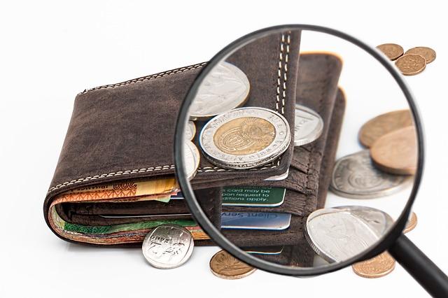 peníze v hotovosti