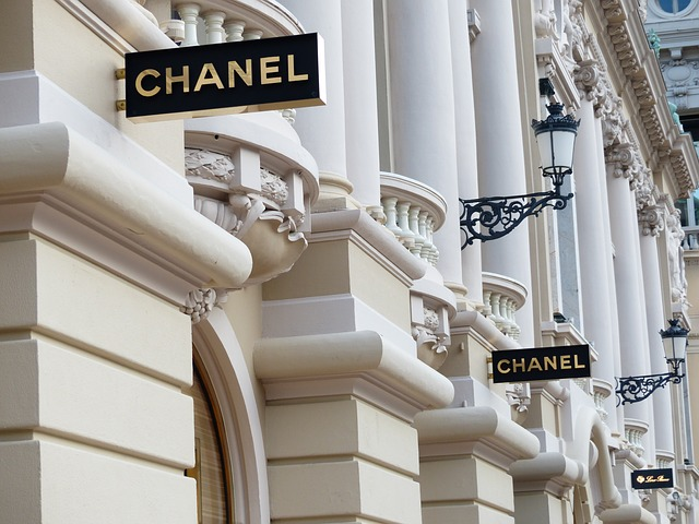 obchod Chanel