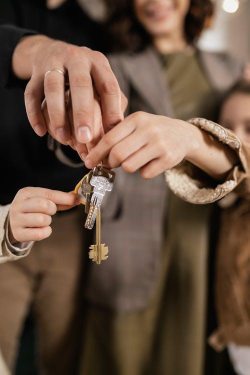 rodina klíč